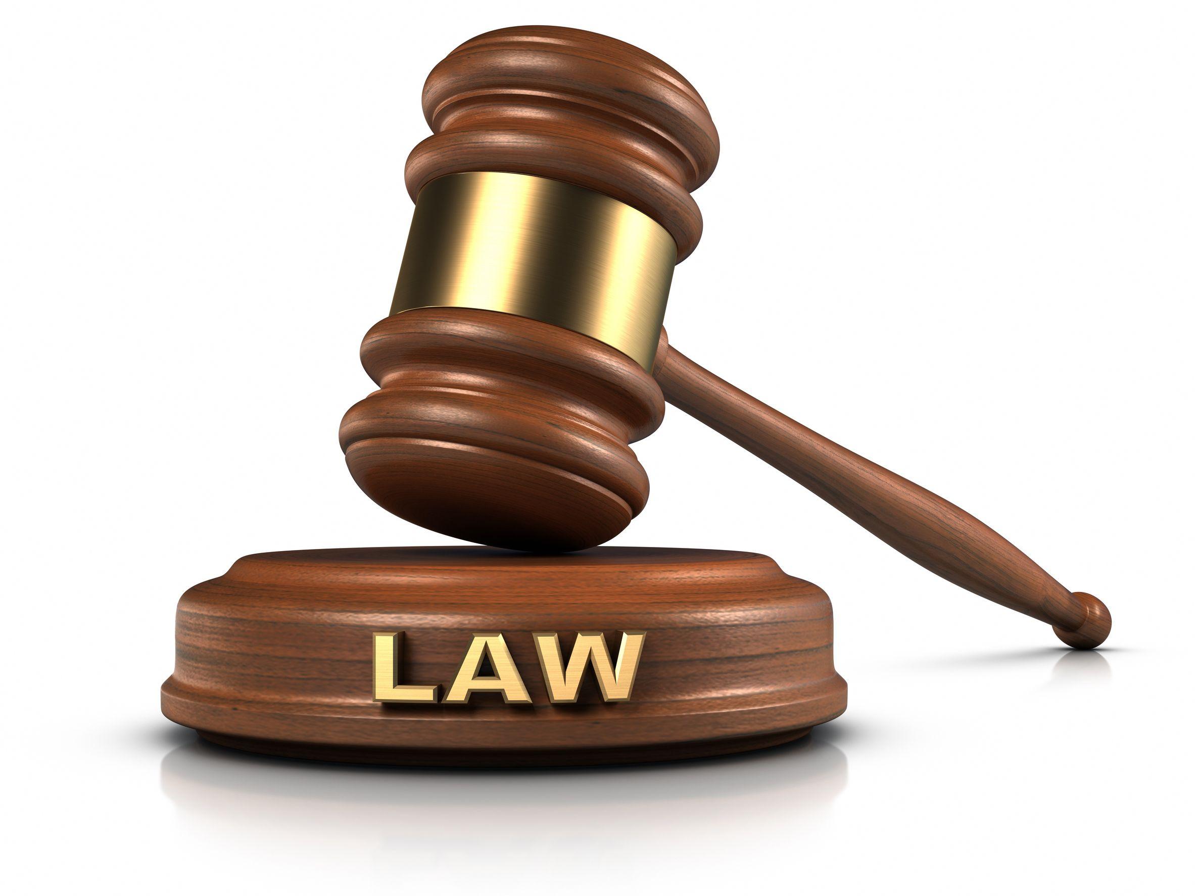 The Law Sign - Lambang Penegakan Hukum di Indonesia