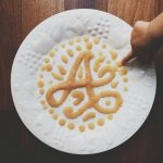 Designer Dad Teaches His 2-Year-Old Daughter About Typography With Edible ABCs