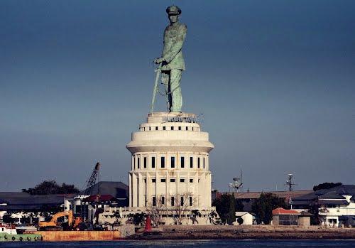 Wisata Sejarah di Monumen Jalesveva Jayahame Surabaya