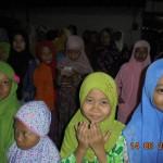 Senyum Anak TPQ Al-Mujahiddin Guwo Latsari Mojowarno Jombang