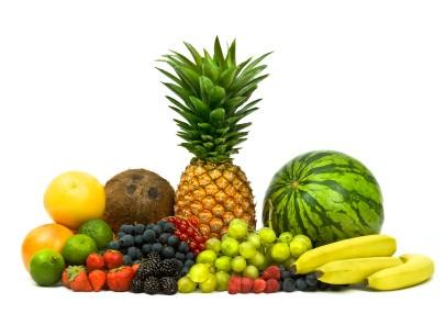 Buah-buahan segar kaya vitamin dan antioksidan baik untuk tubuh.