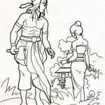 Cerita Rakyat Jawa Barat Legenda Sangkuriang dan Dayang Sumbi