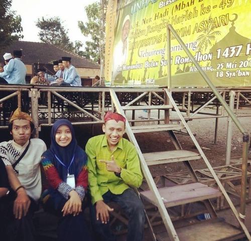 Sholawat Seribu Rebana dan Musik Patrol di Hari Lahir UNHASY Tebuireng ke-49
