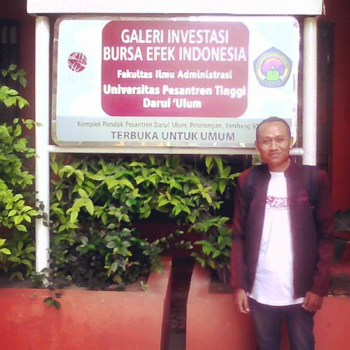 Peneliti Manajemen Operasional Galeri Investasi Bursa Efek Indonesia FIA UNIPDU Jombang