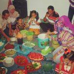 Serunya Halal Bihalal Keluarga Besar Bani Karso 2015