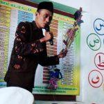 Dongeng Wayang Kertas di Rumah Cerdas Islami