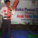 Kelucuan Dongeng Anak di Buka Puasa Bersama Anak Yatim Wonosalam Jombang