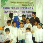 PT. MPM Motor Jombang Gelar Buka Puasa Bersama Anak Yatim di Bulan Ramadhan