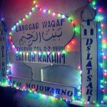 Semarak Takbir Keliling Dusun Guwo Sambut Lebaran Idul Fitri 2019