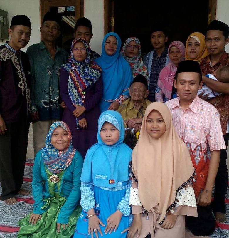 Halal Bihalal Bani Karso dalam Perayaan Lebaran Idul Fitri Tahun 2017 di Jombang
