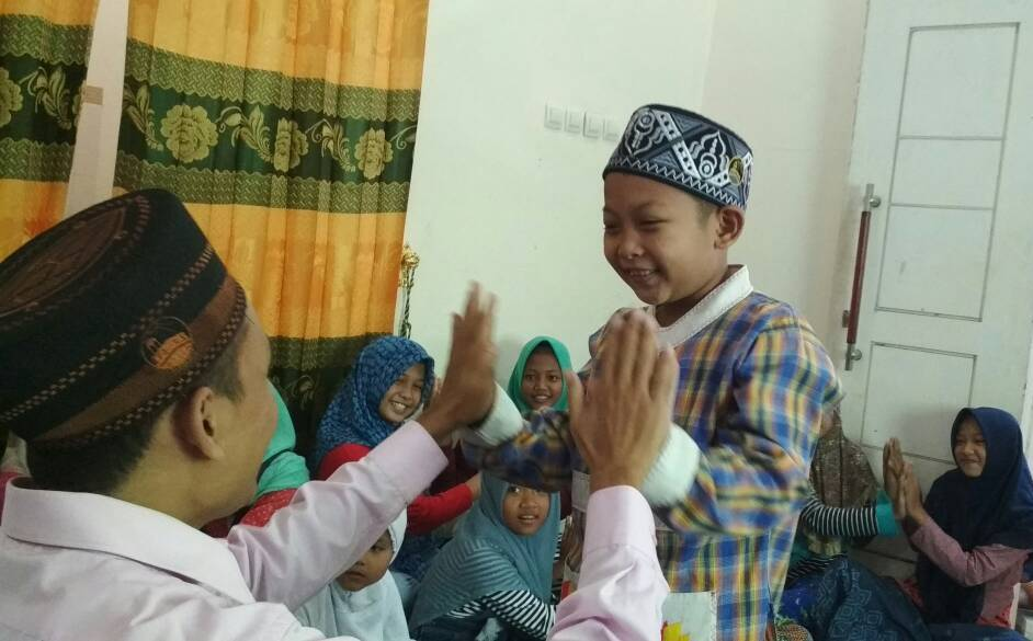 Inspirasi Buka Puasa Bersama Anak Yatim Sengon Jombang Tahun 2017