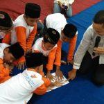 Kegiatan Belajar Matematika Anak Yatim Piatu di Sanggar Genius Yatim Mandiri Jombang