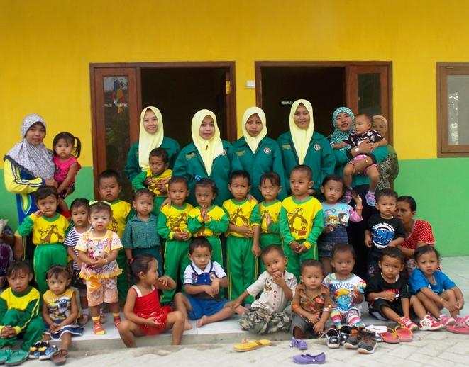Program Pendidikan Mahasiswa KKNT UNHASY Untuk PAUD Asemgede Jombang