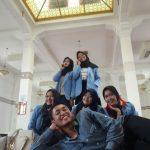 Jalan-jalan ke obyek wisata sejarah Museum Bank Indonesia di Surabaya