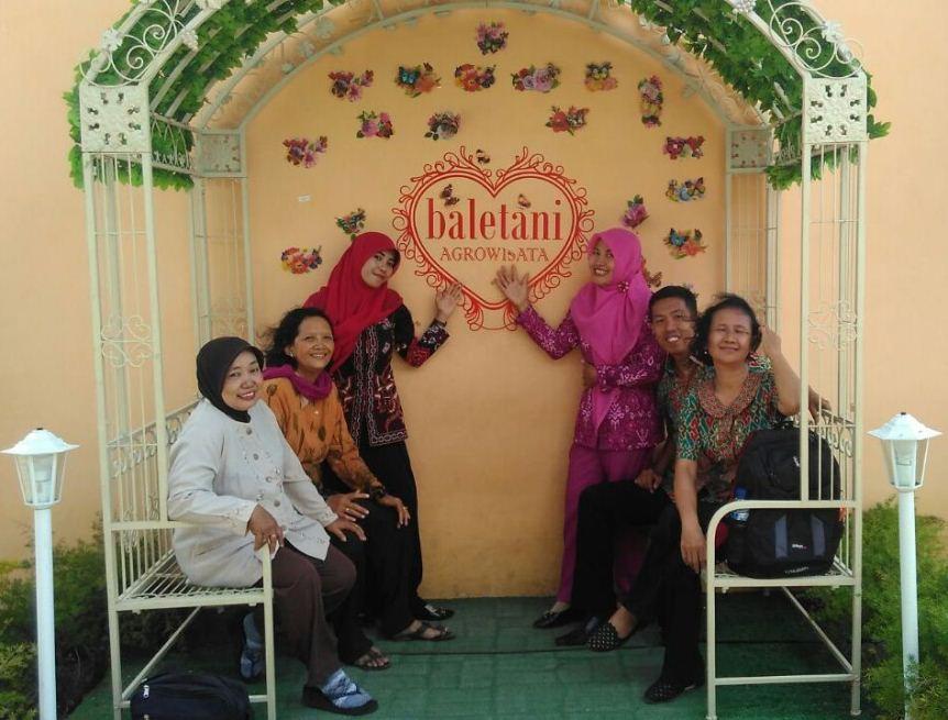 Liburan seru ke tempat wisata agrowisata Bale Tani di Serning Banjaragung Bareng Jombang