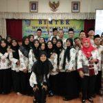 Hari Ketiga Bimbingan Teknis Pembimbing Muatan Lokal Keagamaan Islam Kabupaten Jombang Tahun 2019