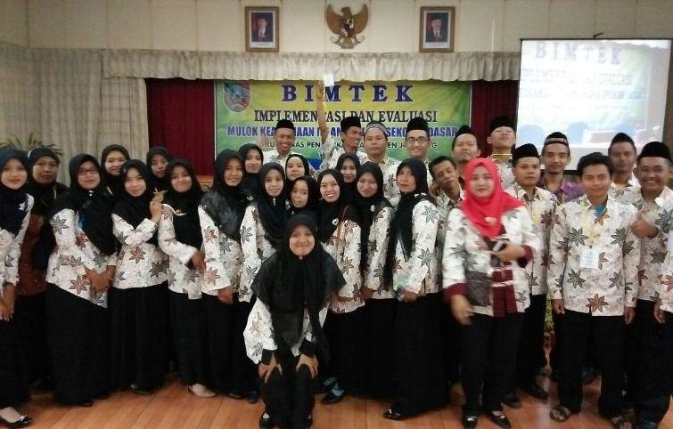 Guru Muatan Lokal Keagamaan Islam Kecamatan Mojowarno Kabupaten Jombang