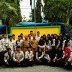 Foto Bersama Kepala UPTD Pendidikan Kecamatan Mojowarno dan Guru-guru Muatan Lokal Keagamaan Islam SD Kec Mojowarno