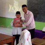 Peringatan Hari Isra Miraj atau Rejeban di SDN Japanan 1 Kecamatan Mojowarno Kabupaten Jombang