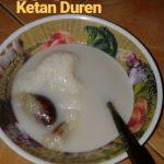 Wisata kuliner kolak ketan durian khas Wonosalam