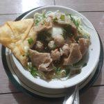 Nikmat Wisata Kuliner Lontong Balap Mojowarno Jombang