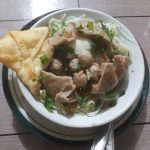 Legendaris! Kuliner Enak Bakso Nuklir Mojowarno Jombang