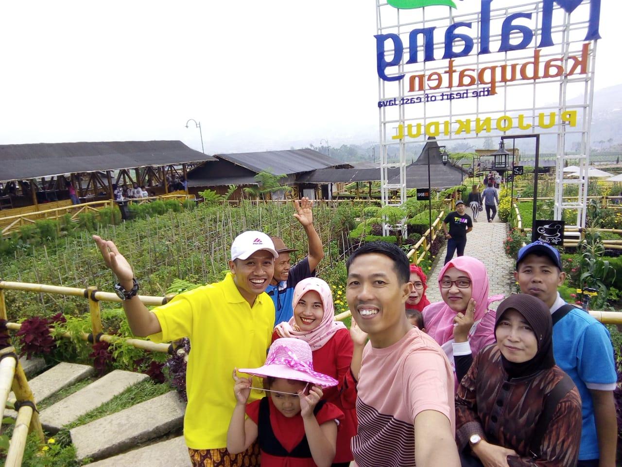 Liburan Seru Ke Cafe Sawah Di Wisata Desa Pujon Kidul Kabupaten Malang The Jombang Taste