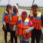 Liburan Olahraga Air di Agrowisata Sumber Celeng di Bulurejo Diwek Jombang