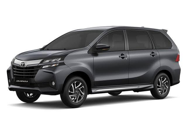 Mobil Toyota Avanza 2019