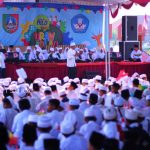 Gebyar Sholawat Banjari Pelajar SD Mojowarno Jombang