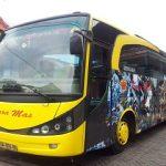 Mengenal Bus Tiara Mas, Otobus Populer di Indonesia Timur