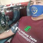 Heru Santoso: Rajin Donor Darah Bikin Awet Muda