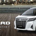 Gambar Mobil Toyota New Alphard - Gambar diambil dari Toyotaku