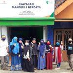 Pengelolaan Kawasan Mandiri dan Berdaya Desa Jarak Kecamatan Wonosalam Kabupaten Jombang