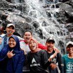 Explore Wonosalam Menjelajah Obyek Wisata Air Terjun Grojogan Asmoro - Foto Kristanto