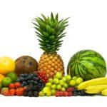 Gambar macam-macam buah segar bervitamin dan anti oksidan baik untuk kesehatan