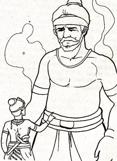 Cerita Rakyat Yogyakarta: Legenda Asal Usul Gunung Merapi