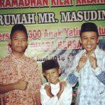 Semarak Bukber Mr. Masudin dan Pesantren Ramadhan Kreatif 2016 Angkatan Kedua